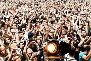 Portofoons huren - concert festival evenement sport