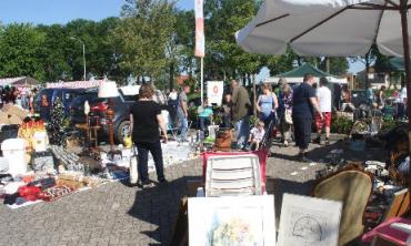 Portofoons huren voor markten en andere evenementen