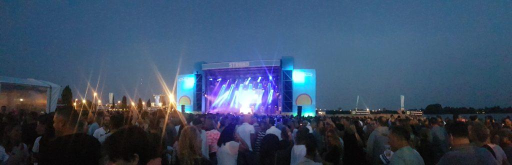 Festival evenement portofoons huren HOFCON Houten
