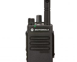 Motorola DP2400e portofoon
