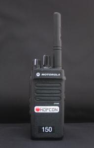 Motorola DP2400 portofoon huren