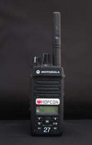 Motorola DP2600 portofoon huren