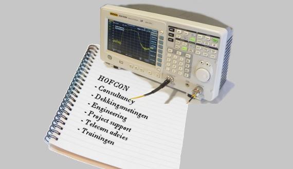 HOFCON Telecom advies engineering ontwikkeling