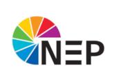 NEP portofoons voor televisie opname